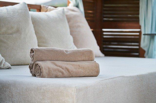 Confection linge de lit La Maison d'aurélie.